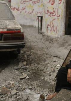 Người Palestine ở Bờ Tây đón lễ Eid al-Fitr buồn