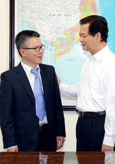 Thủ tướng tiếp Giáo sư Ngô Bảo Châu và nhóm đối thoại giáo dục