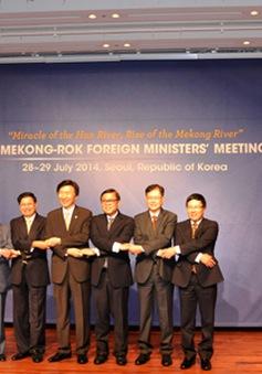 Hội nghị Bộ trưởng Mekong – Hàn Quốc lần thứ 4