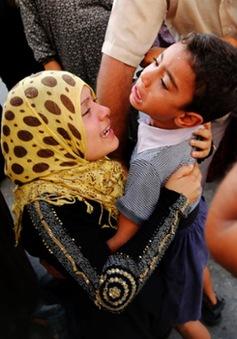 Israel lại tấn công vào trường học của LHQ tại Gaza