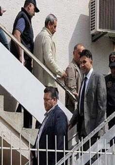 Thổ Nhĩ Kỳ truy tố thêm 11 cảnh sát tội nghe lén Thủ tướng