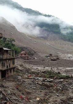 Nepal: Lở đất làm 9 người chết và hơn 100 người mất tích