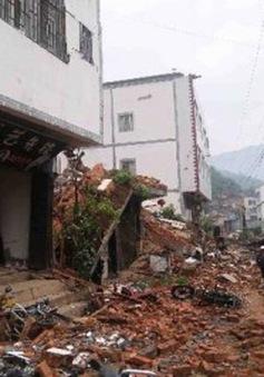 Sạt lở đất ở Tây Nam Trung Quốc