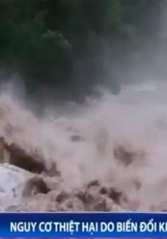 Lốc xoáy - Hiện tượng thiên nhiên chưa từng có tại Cần Thơ