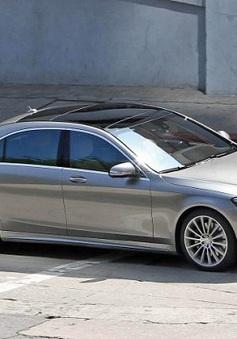 Bắt gặp Mercedes S-Class 2014 thong dong dạo phố