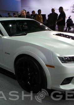 """2014 Chevrolet Camaro Z28 - """"Quái vật cơ bắp"""""""