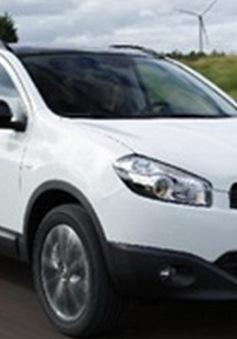 Nissan bổ sung bản đặc biệt cho Qashqai