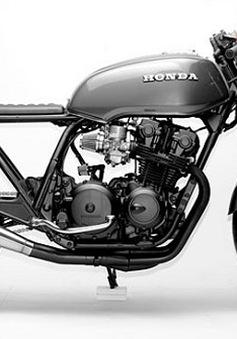 Honda CB750 - Vẻ đẹp bắt nguồn từ sự đơn giản