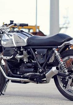 "Officine RossoPuro Moto Guzzi: ""Chất chơi"" kiểu Ý"