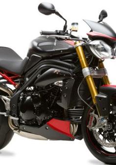 Triumph ra mắt Speed Triple R phiên bản hữu hạn