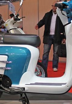 """Mash Storia - """"Anh em bất đắc dĩ"""" của Lambretta LN 125"""