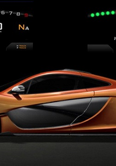 Hé lộ hình ảnh McLaren P1 phiên bản sản xuất