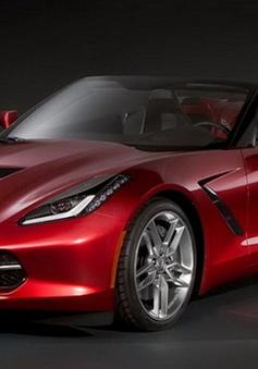 Chevrolet sẽ mang Corvette Stingray Convertible đến Geneva