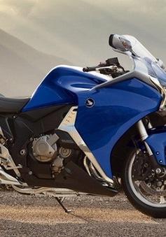 Honda VFR1200F 2013: Đẹp hơn, tốt hơn và nhanh hơn