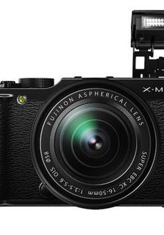Fujifilm giới thiệu máy ảnh không gương lật X-M1