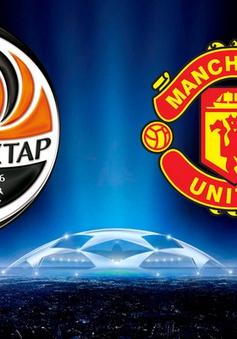 1h45 ngày 03/10, Shakhtar Donestk - Man Utd: Hiểm địa chờ Quỷ đỏ!