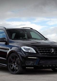 Mercedes-Benz ML63 AMG bản độ cực mạnh và sang của TopCar