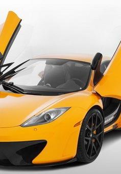 McLaren MP4-VX bản độ mới của Vorsteiner
