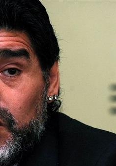"""Madarona gọi con rể cũ Aguero là... """"thằng hèn""""."""