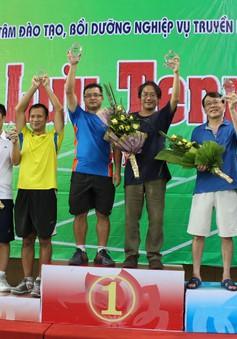Giải giao lưu Tennis lần thứ hai của Trung tâm Đào tạo thành công tốt đẹp