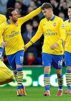 Cardiff 0-3 Arsenal: Pháo lại rền vang