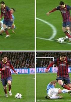 "Man City thua đau, Manuel Pellegrini ""đổ tại"" trọng tài"