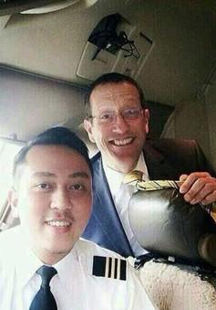 Cơ phó của MH370 cố thực hiện cuộc gọi từ chuyến bay nhưng bất thành