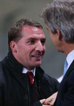 """Brendan Rodgers """"nổ"""" vang trời: Liverpool sẽ ghi nhiều bàn hơn Man City"""