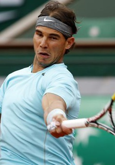 Vòng 2 Pháp Mở rộng: Nadal phô diễn sức mạnh nhà vô địch