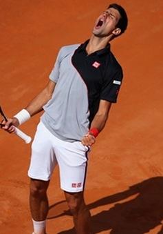 Roland Garros: Hạ Milos Raonic chóng vánh, Nole sớm giành vé vào bán kết