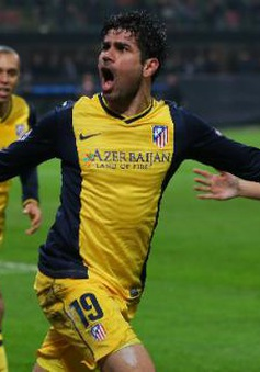 "Juan Mata ""sợ"" Diego Costa về Chelsea"