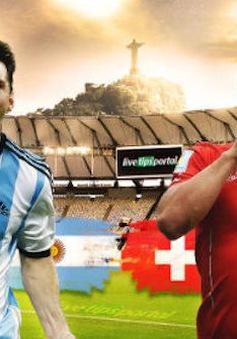 Argentina - Thụy Sĩ: Cuộc chiến của những Messi (23h00, 01/07, VTV3 & VTV3HD)