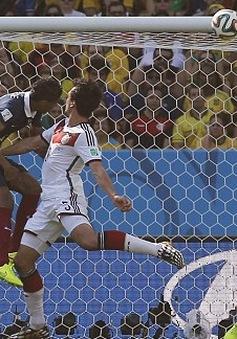 """Pháp 0-1 Đức: """"Xe tăng"""" nghiền nát """"gà trống Golouis"""""""
