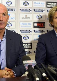 Crystal Palace mất HLV ngay trước Premier League 2014/15 một ngày