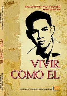 """Tác phẩm """"Sống như Anh"""" được xuất bản sang tiếng Tây Ban Nha"""