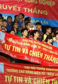 Robocon Vietnam 2014:  Sẽ mang đến một mùa thi đấu sôi động