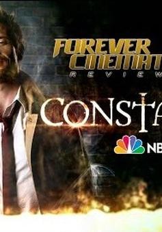 Series phim Constantine quyết nói không với thuốc lá