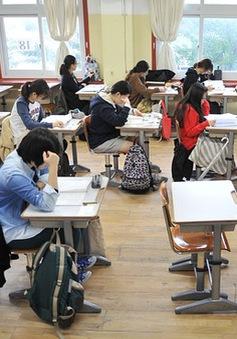 Một nửa thanh thiếu niên Hàn Quốc có ý định tự tử