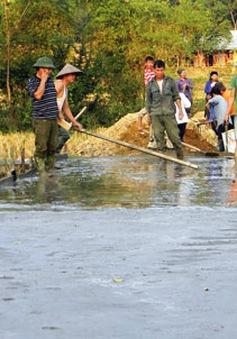 Giao thông nông thôn Tuyên Quang: Thế mạnh thu hút đầu tư