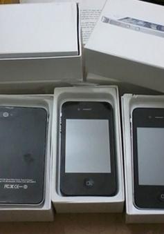 Hà Nội: Thu giữ lô điện thoại 3,8 tỷ đồng