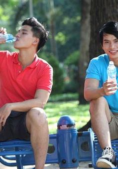 Khỏe đẹp nhờ uống nước mỗi ngày