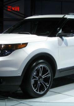 Ford thu hồi 465.000 ô tô trên toàn cầu