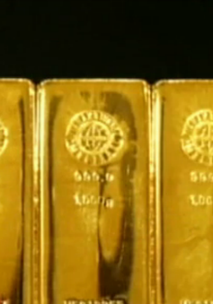 Giá vàng trong nước giảm 550.000/lượng