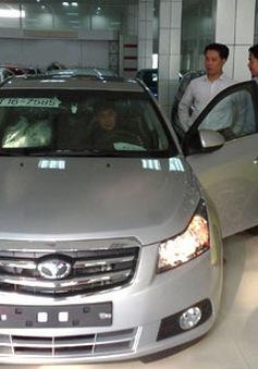 Chính thức giảm phí trước bạ ô tô tại Hà Nội xuống 12%