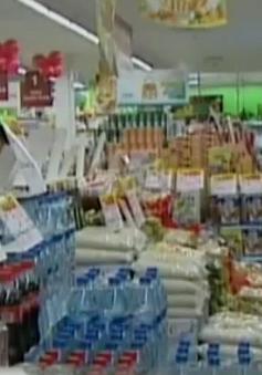 Thực phẩm trong siêu thị rục rịch tăng giá