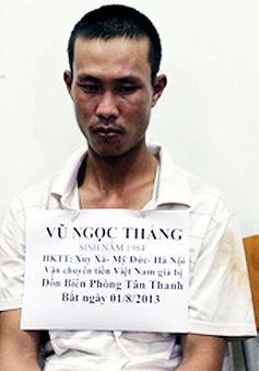 """Thu hơn 600 triệu đồng tiền giả """"tuồn"""" vào Việt Nam"""
