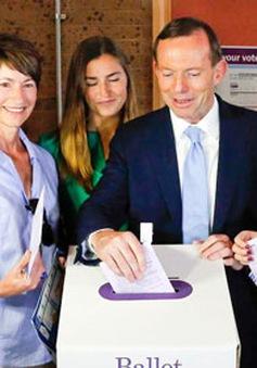 Bầu cử Australia: Thủ tướng K.Rudd thừa nhận thất bại