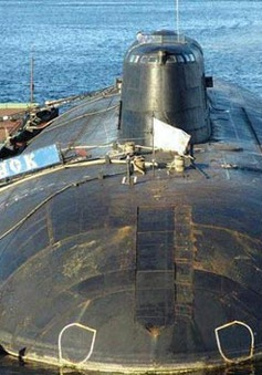 Nga: Cháy tàu ngầm hạt nhân ở vùng Viễn Đông