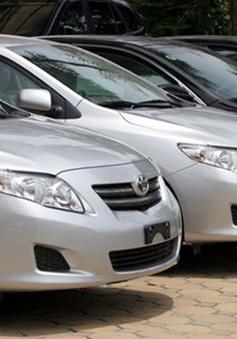 Thị trường ô tô Việt Nam: Xe sang lên ngôi