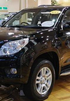 Toyota Việt Nam thu hồi 126 xe nhập khẩu